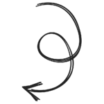 curly-arrow