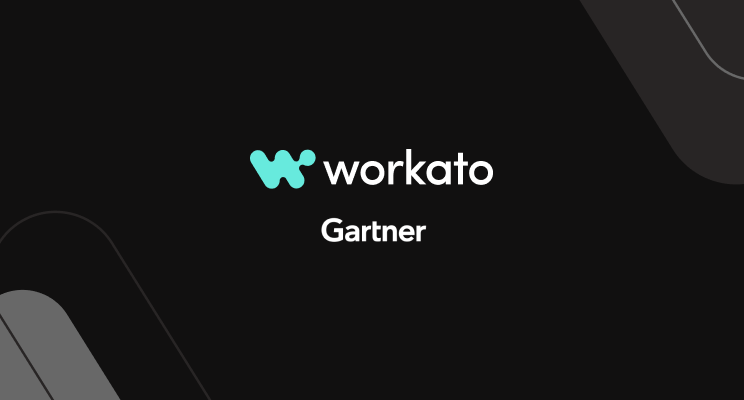 Workato Named a Leader for the 4th Year Running in the 2021 Gartner® Magic Quadrant™
