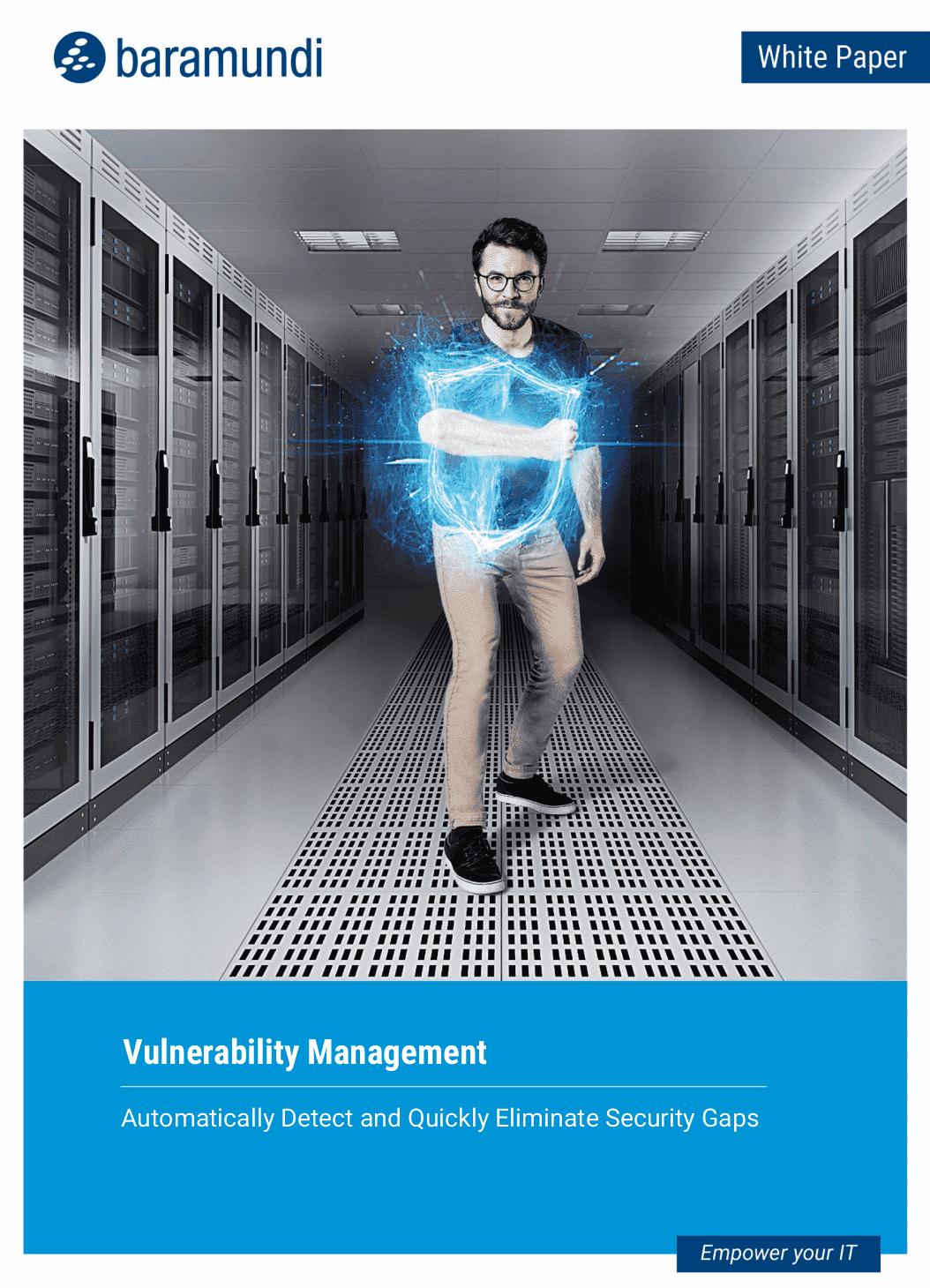 Whitepaper Vulnerability Management Baramundi