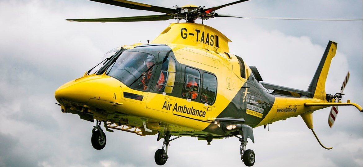 The Air Ambulance Service Annual Showcase and Awards